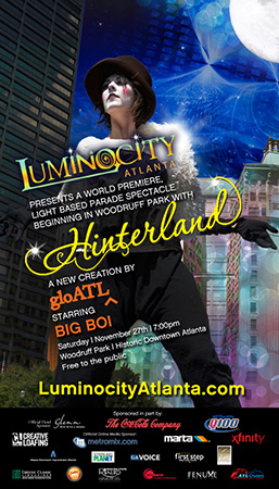 Luminocity Flyer #2